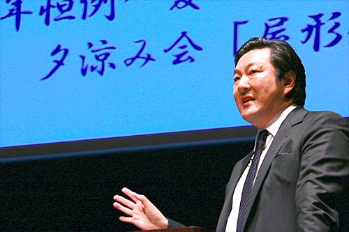 南青山グループ CEO 公認会計士 税理士 仙石実氏