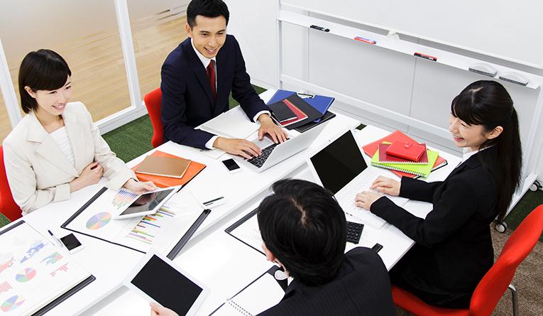 会計事務所の人材教育事例 「関与先の黒字割合80%」を目標に!充実した研修体制を構築