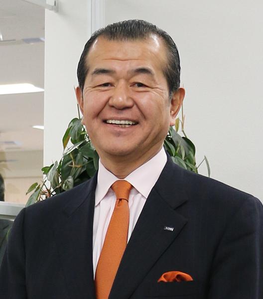 SATOグループ 代表 佐藤 良雄様