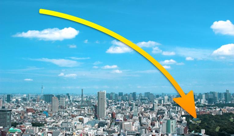 縮小日本の労働力