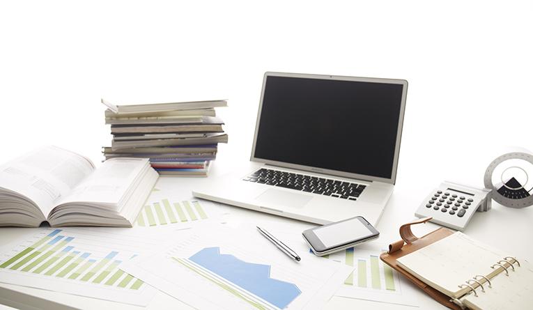 書類・資料整理はスキャナーにお任せ!デスク周りをスマートに