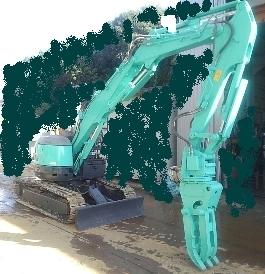 機器の写真
