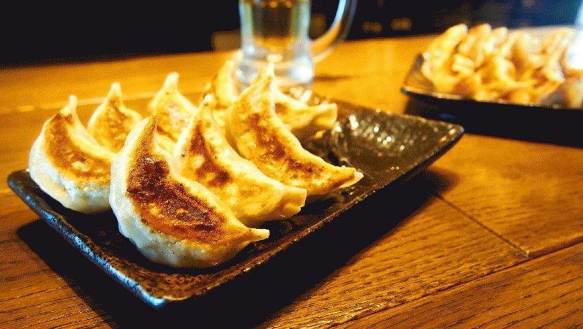肉汁焼餃子 8ケ
