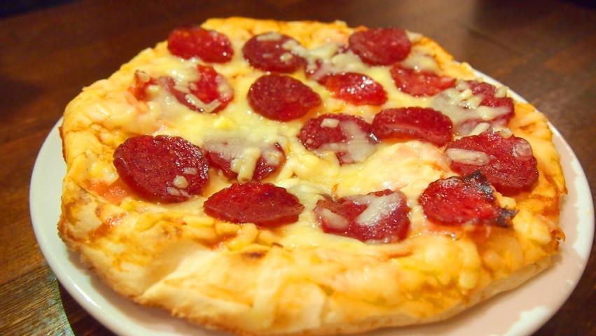 選べるナンピザ nan pizza