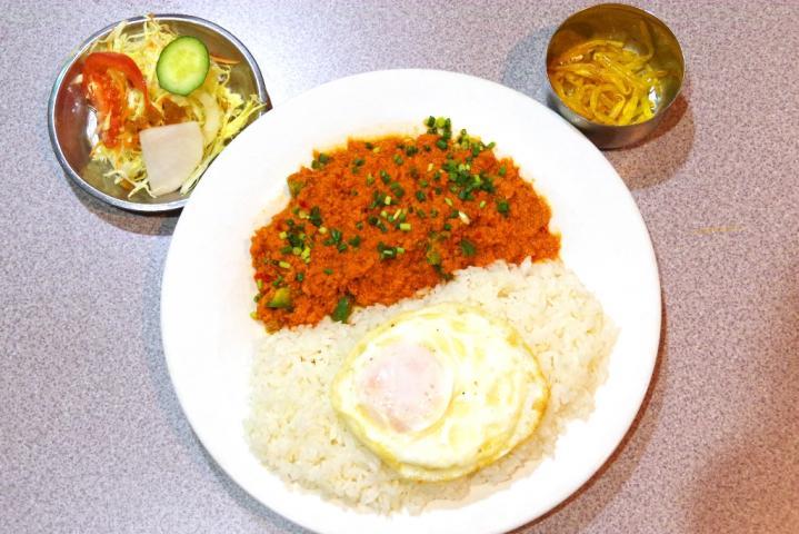 ガパオライス(Gapao Rice)
