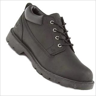 ティンバーランド メンズ オックスフォードシューズ ブーツ ベーシックオックス アウトドア Timberland BASIC OX 53582 ブラック