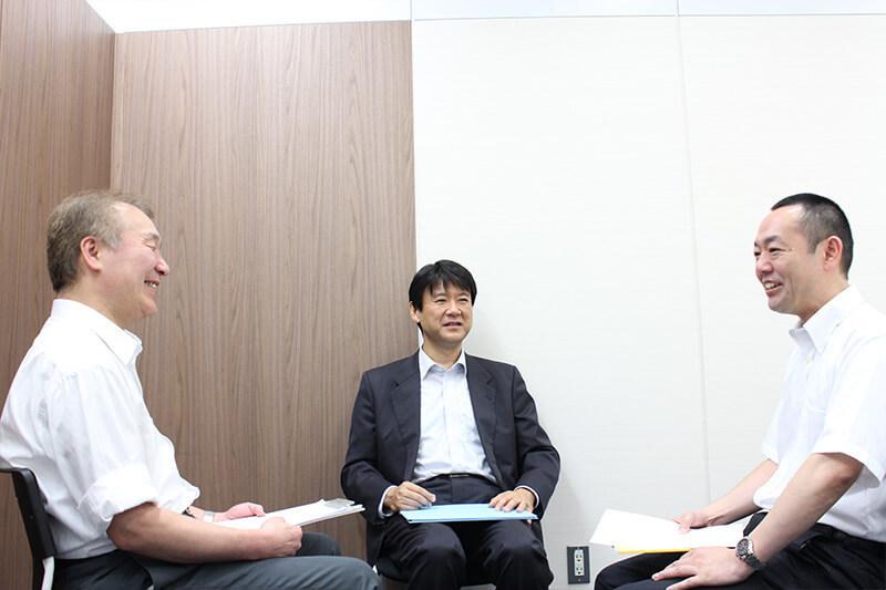 品川グループ医師担当人事の座談会