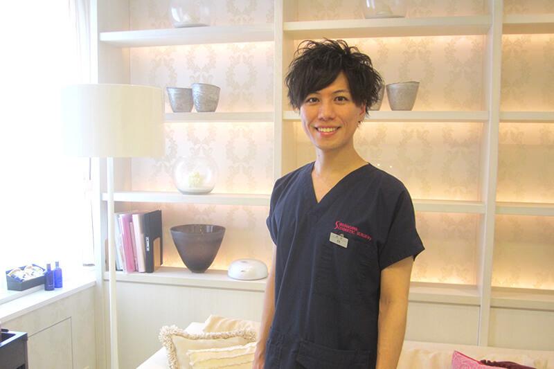 品川美容外科 渋谷院に入職された林 英明先生に話を聞いてきました!