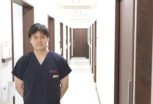 【ゼロをプラスにしていく楽しさ】美容医療ならではのやりがいを神戸院の富久先生に伺いました!