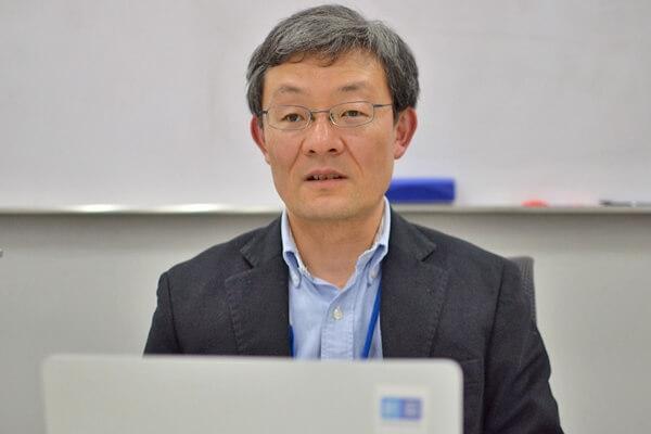 DeNAヘルスケア事業部ビジネスディベロップメントディレクターの佐野毅氏の写真