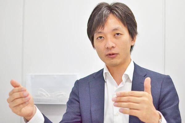 サスメドの上野太郎・代表取締役
