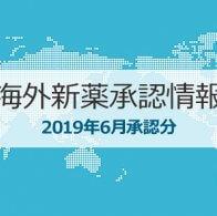 海外承認情報201906