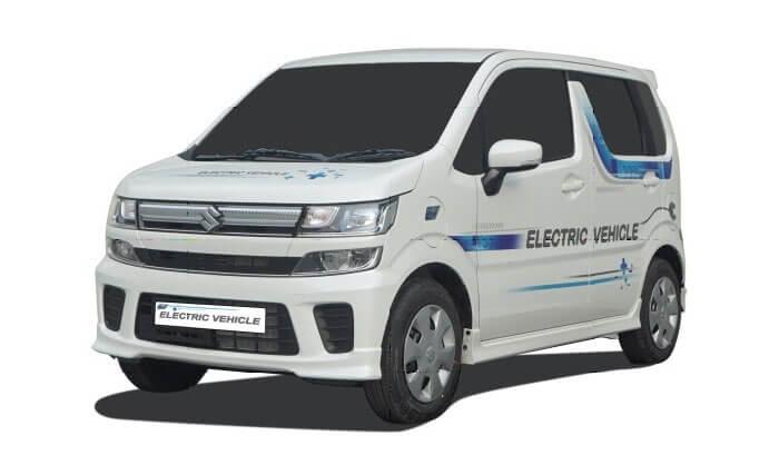 インドでのEV試験車両