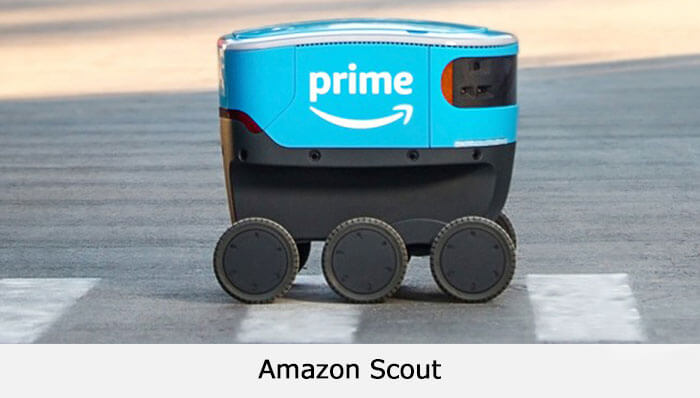 Amazon Scoutのイメージデザイン