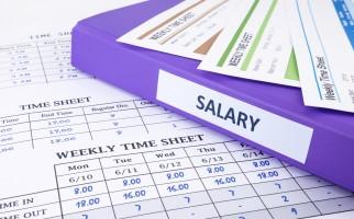 給与関係の書類