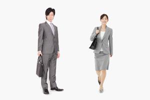 面接時の服装・スーツ