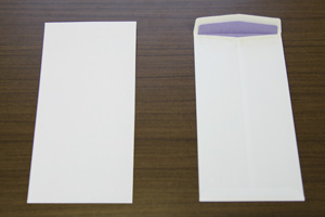 退職願・退職届を入れる封筒