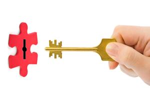 鍵穴とキー