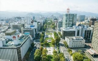 札幌市の町並みイメージ