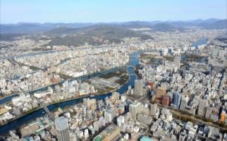 広島市内の様子