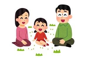 家族団らんのイメージ