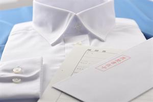 ワイシャツと履歴書