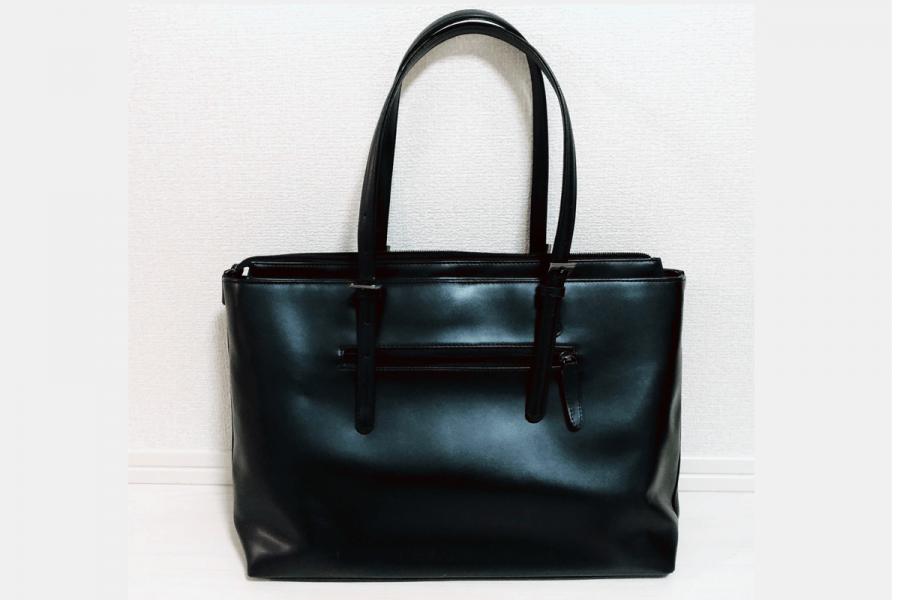 【女性】面接時のかばんの画像