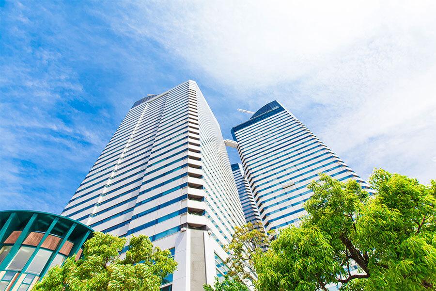オフィス街のイメージ画像
