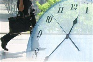 通勤時間の平均はどれくらい?