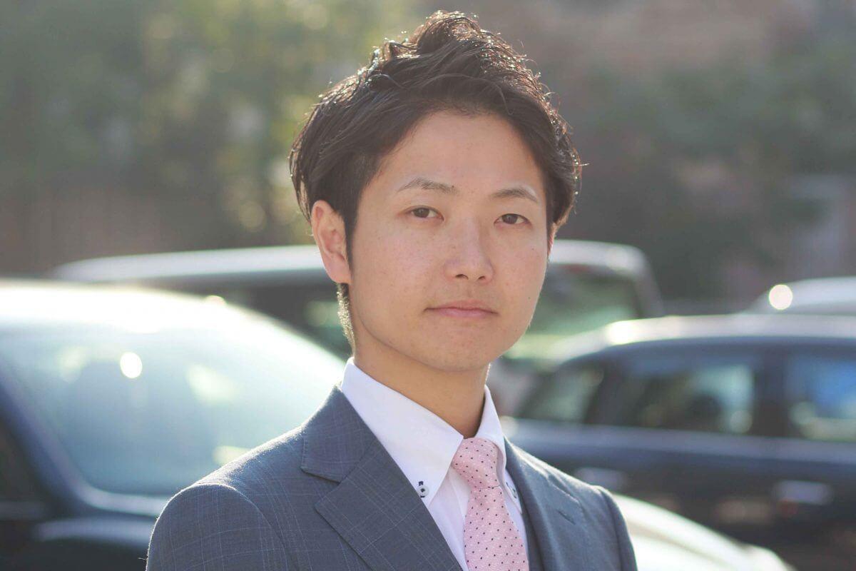 株式会社クイックのキャリアアドバイザー、大熊文人氏の写真