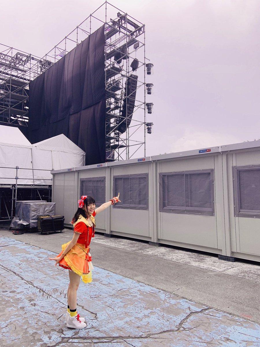 #バンドリ8th LIVE DAY2、 オープニングアクトでHappy Around!でしたー