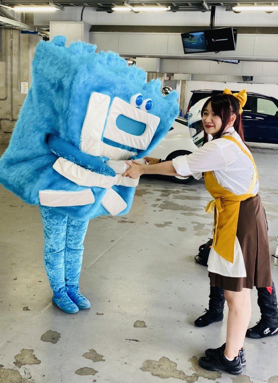おはよう #C2機関 さんに呼んでもらって、#富士スピードウェイ に行ってきたよー