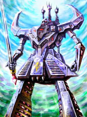 初めてガンダムを見た時、ズムシティのジオン庁舎が巨大ロボットになると思った人は正直に言いなさい、その人は私と同志です