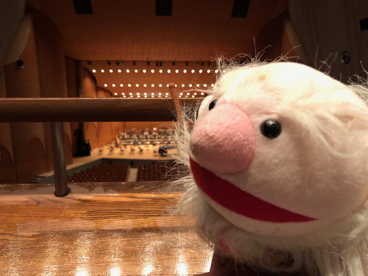 変わらないね〜❗️ #千葉県文化会館 #千葉県少年少女オーケストラ