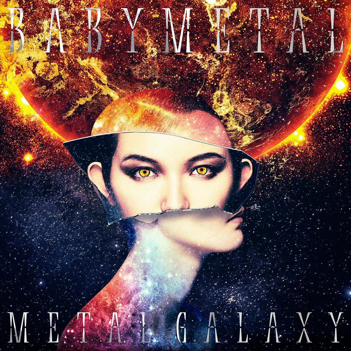 #BABYMETAL #METALGALAXY #SUN #MOON