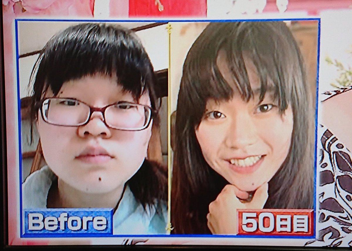 マツコ・デラックスの「50日間で女性の顔は変わるのか