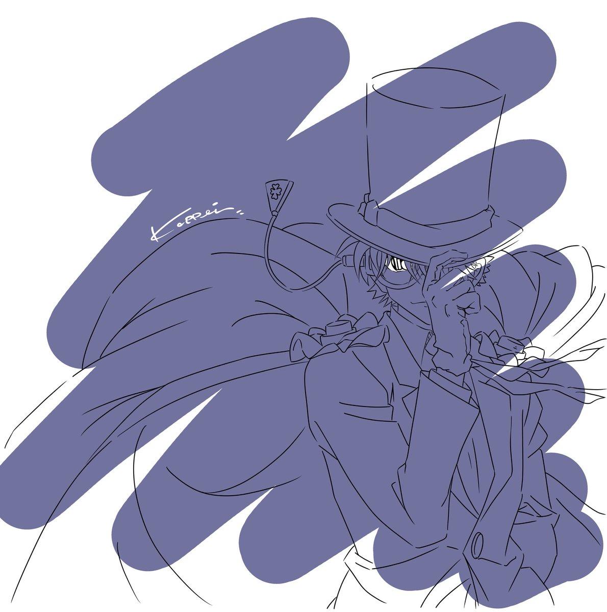 帰って来て、シークレットナイトまでに描きたかったけど、下書きまでで時間切れかな〜^^💦