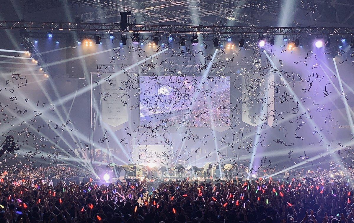 【日本ファンフェス】 ご参加ありがとうございました