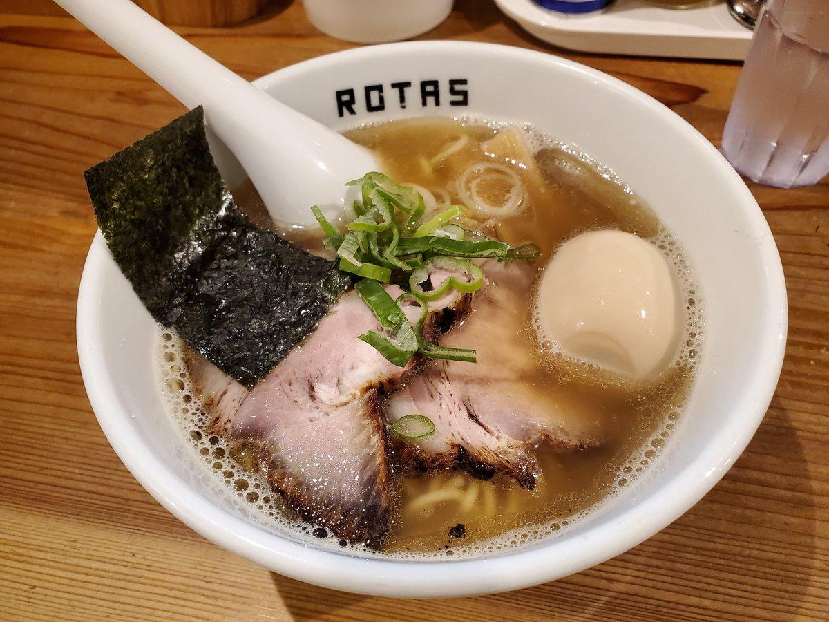 帰省する娘を三島駅に迎えに行った帰りに「ろたすのラーメン食べたい