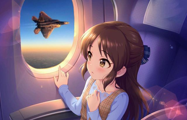 ありす「すごい、あの戦闘機、本当に1人で戦ってる」  デレマスのありすちゃんのSSR、エスコン04のミッション11を想像してしまう