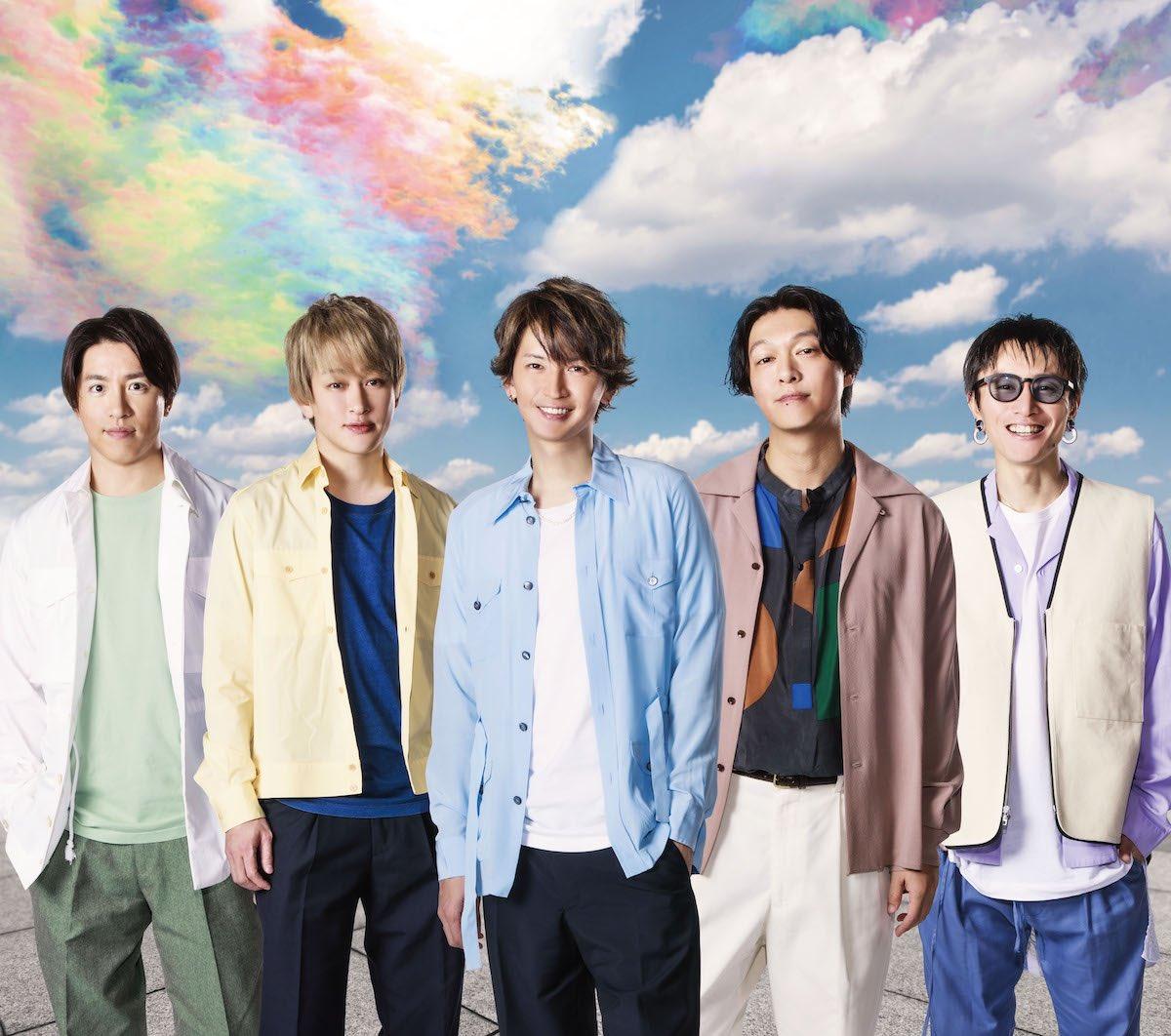 🎍  関ジャニ∞の新しいアーティスト写真が公開となりました