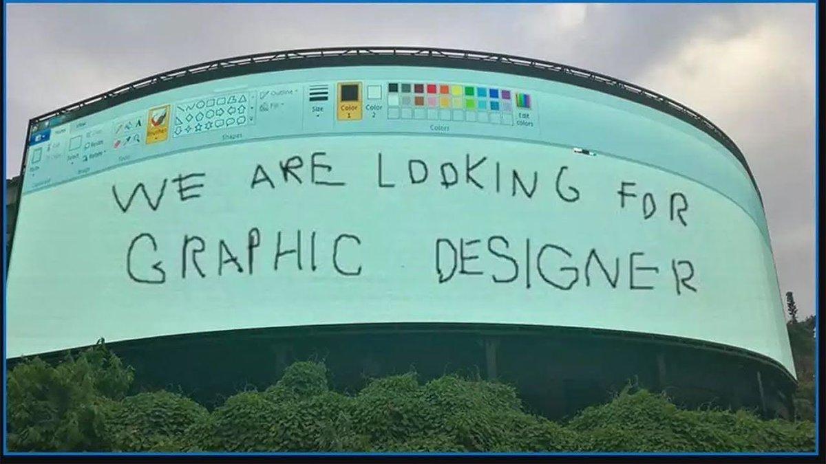 説得力のあり過ぎるデザイナー募集広告