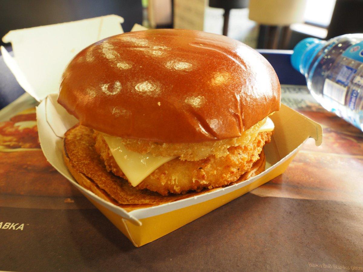異国に行くとその国ならではの食文化を知りたいからマクドナルドには行かなかった