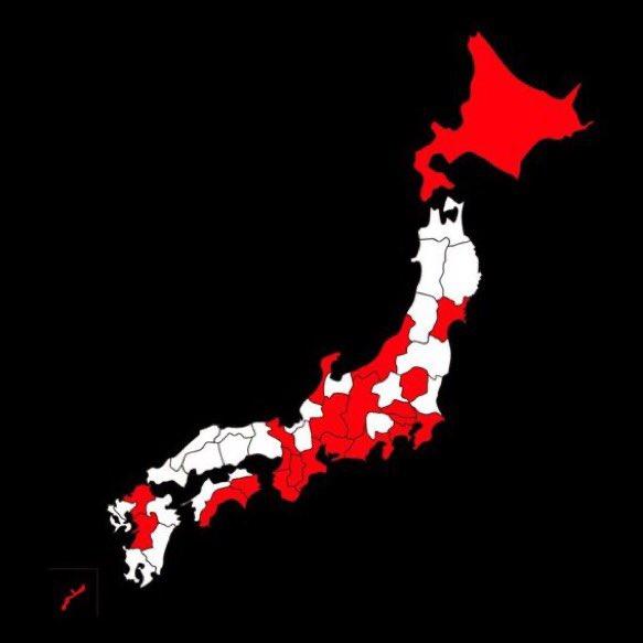富山には結界が張られているのでコロナウィルスは入ってこられません 我々の完全勝利です