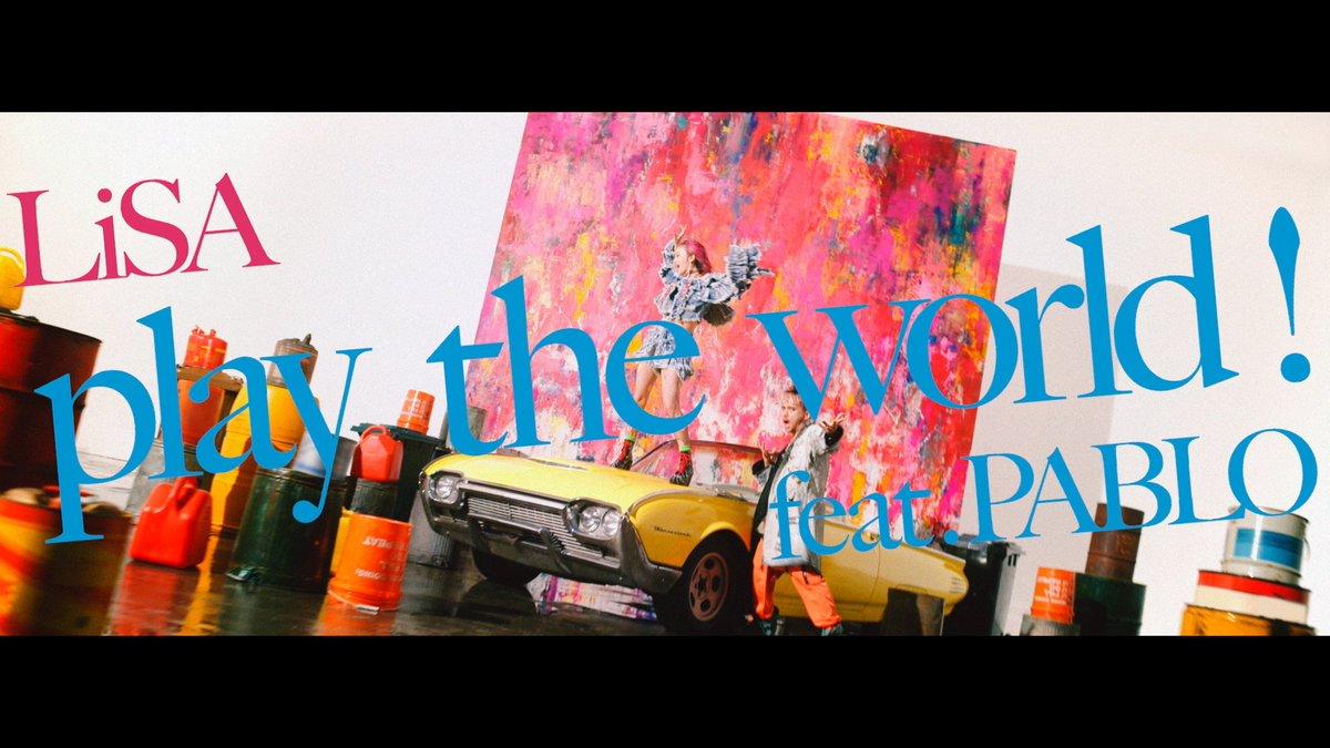 「play the world! feat.PABLO」 がeスポーツ国内大会「レインボーシックス Japan Championship 2020」の大会公式ソングに決定