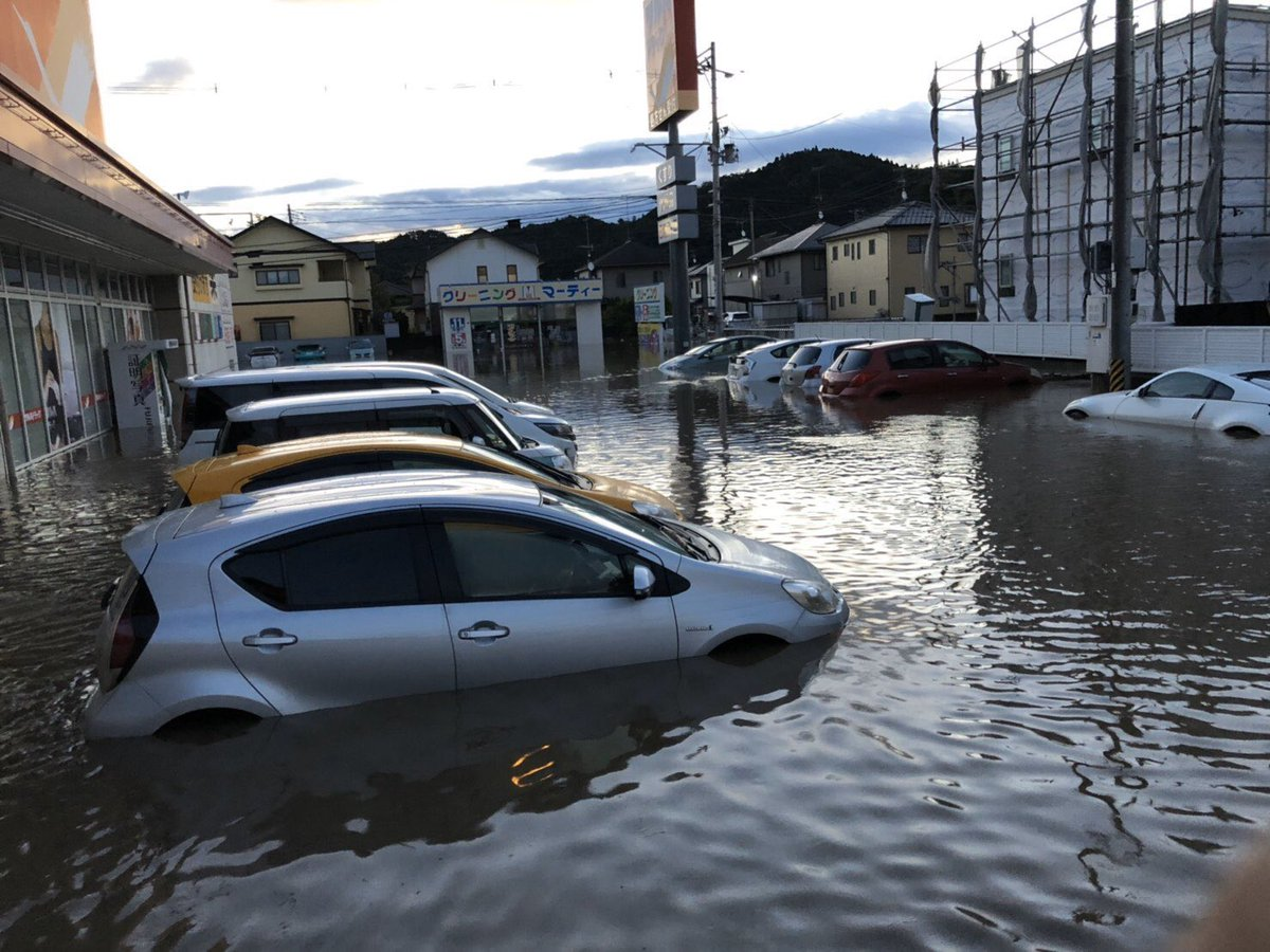 福島県いわき市 報道もあまりされず、救助や支援も来ず、でもいまでもたくさんの方々が困っています