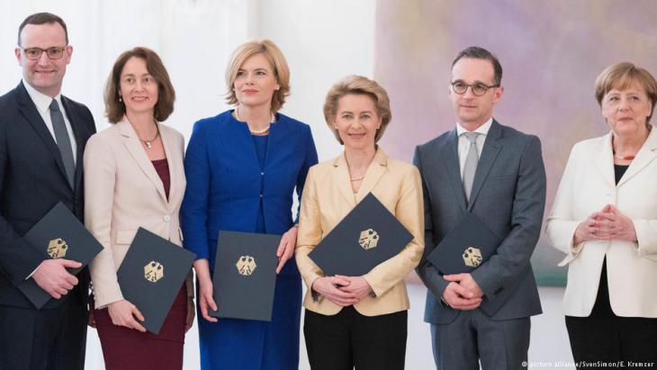 世界の内閣。ドイツ、フィンランド、イタリア、日本