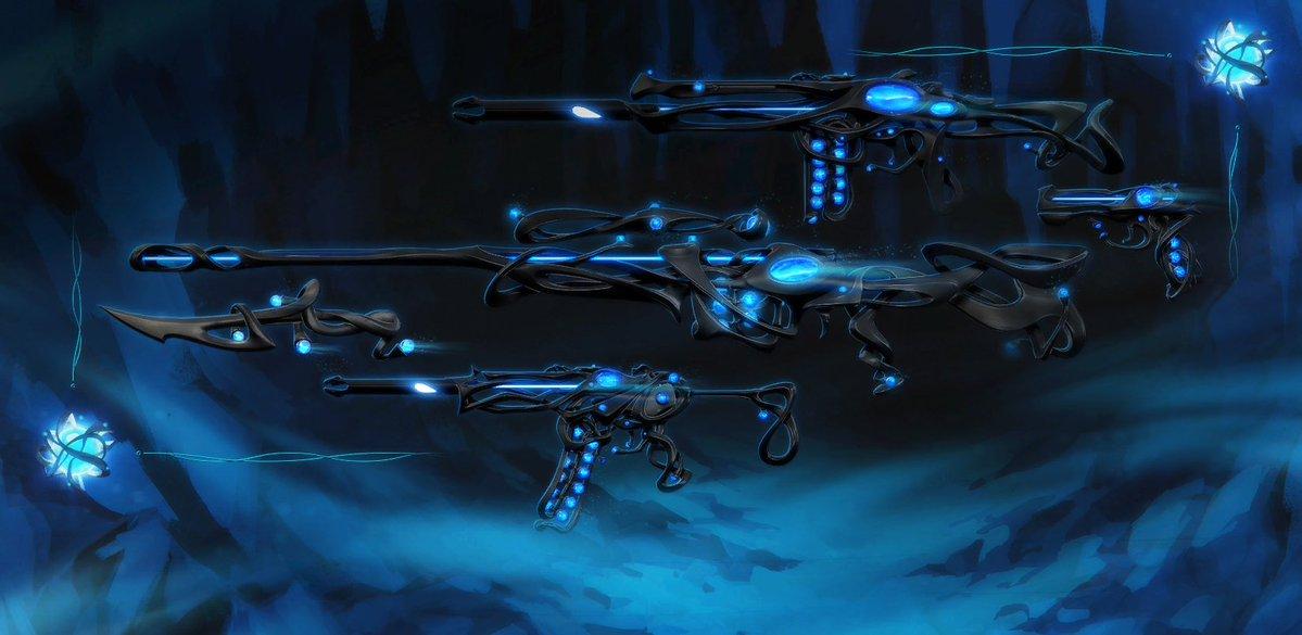 新たなスキンコレクション「Spline / スプライン」の詳細がリーク⚡  【コレクション内容】 クラシック スペクター ファントム オペレーター 近接ナイフ  【価格】 セット:7100VP|武器単体:1775VP(ナイフは2倍) ※ストア登場は9月3日より  source: @ValorLeaks #VALORANT #ヴァロラント