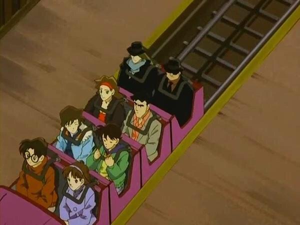 「コナンの1話の黒ずくめ」  #ストフェス #日本橋ストリートフェスタ