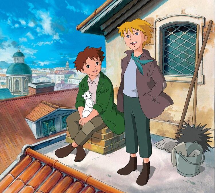 「ロミオの青い空」全話がYouTubeで無料公開、放送25周年を記念して(動画あり)